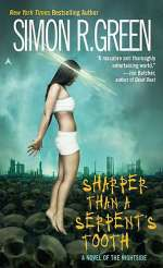 Sharper Than a Serpent's Tooth (Nightside #6)