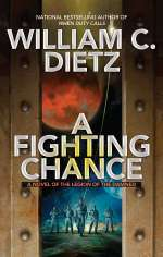 A Fighting Chance (Legion of the Damned, #9)