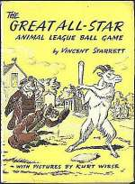 The Great All-Star Animal League Ball Game