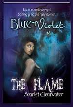 Blue-Violet (The Flame, #1)