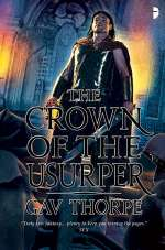 The Crown of the Usurper (The Empire of the Blood Trilogy #3)