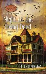 Night of the Living Deed (Haunted Guesthouse Mysteries, #1)
