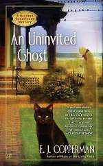 An Uninvited Ghost (Haunted Guesthouse Mysteries, #2)