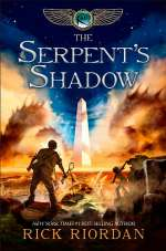 The Serpent's Shadow (The Kane Chronicles, #3)