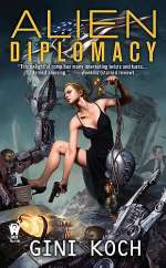 Alien Diplomacy (Katherine 'Kitty' Katt, #5)