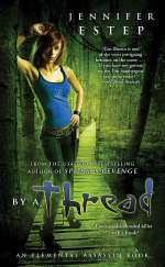 By a Thread (Elemental Assassin, #6)