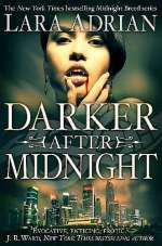 Darker After Midnight (The Midnight Breed, #10)