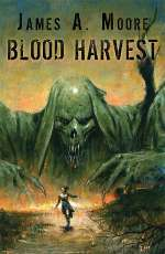 Blood Harvest (Earthling Halloween Series #7)
