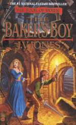 The Baker's Boy (The Book of Words, #1)