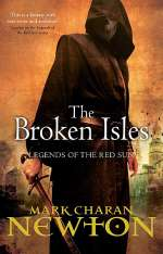 The Broken Isles (Legends of the Red Sun, #4)