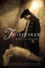 Thieftaker (The Thieftaker Chronicles, #1)