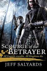 Scourge of the Betrayer (Bloodsounder's Arc, #1)