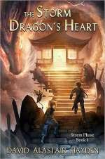 The Storm Dragon's Heart (Storm Phase, #1)