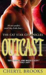 Outcast (The Cat Star Chronicles, #4)