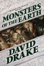 Monsters of the Earth (The Books of the Elements, #3)