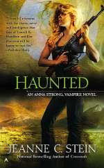 Haunted (Anna Strong Chronicles / Anna Strong, Vampire, #8)