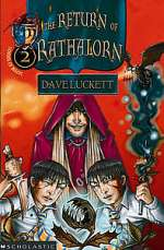 The Return of Rathalorn (School of Magic, #2)