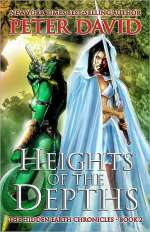 Heights of the Depths (The Hidden Earth Chronicles #2)