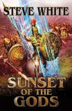 Sunset of the Gods (Jason Thanou, #2)