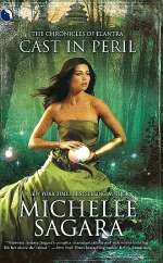 Cast in Peril (The Chronicles of Elantra, #8)