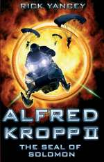 The Seal of Solomon (Alfred Kropp #2)