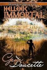 Hellenic Immortal (The Immortal Series, #2)