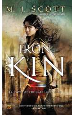 Iron Kin (The Half-Light City, #3)