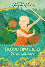 Blood  Brothers (Dragonkeeper, #4)
