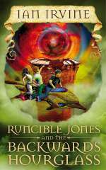The Backwards Hourglass (Runcible Jones, #4)