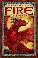 Fire of the Fey (Rowan of the Wood, #3)