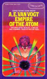 Empire of the Atom (The Mutant Mage #1)