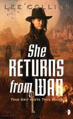 She Returns from War (Cora Oglesby, #2)
