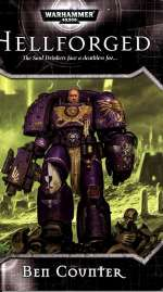Hellforged (Warhammer 40,000: Soul Drinkers, #5)