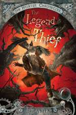 The Legend Thief (The Hunter Chronicles, #2)