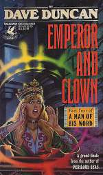 Emperor and Clown (A Man of His Word, #4)