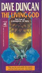 The Living God (A Handful of Men, #4)