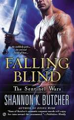 Falling Blind (The Sentinel Wars, #7)