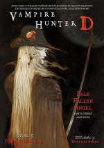 Pale Fallen Angel: Parts Three and Four (Vampire Hunter D, #12)