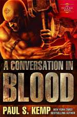 A Conversation in Blood (Tales of Egil and Nix, #3)