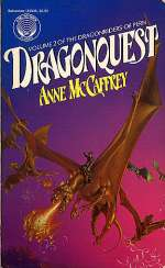 Dragonquest (The Dragonriders of Pern, #2)