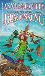 Dragonsong (The Harper Hall Trilogy #1)