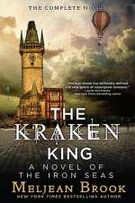 The Kraken King (The Iron Seas, #4)