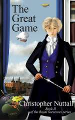 The Great Game (The Royal Sorceress, #2)