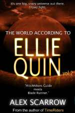 The World According to Ellie Quin (Ellie Quinn, #2)
