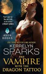 The Vampire With the Dragon Tattoo (Love at Stake #14)