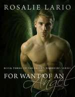 For Want of an Angel (The Fallen Warriors, #3)