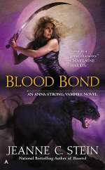 Blood Bond (Anna Strong Chronicles / Anna Strong, Vampire #9)
