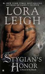 Stygian's Honor (The Breeds, #27)