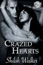 Crazed Hearts (Grimm's Circle #3)