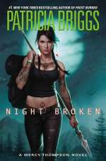 Night Broken (Mercy Thompson, #8)